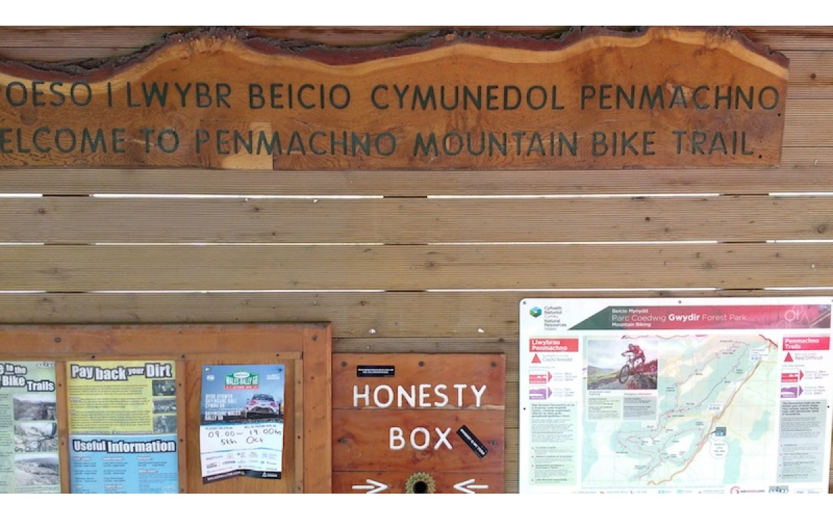 Penmachno MTB Trail Review