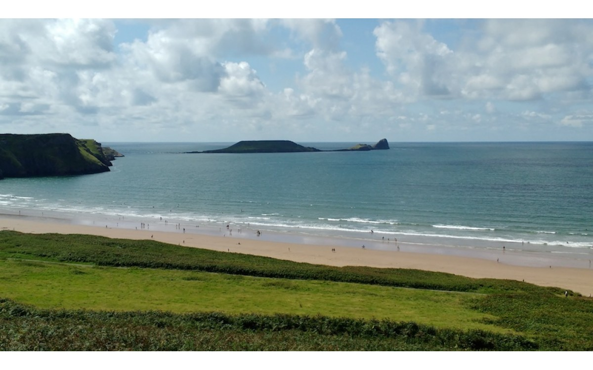 Rhossili Gower MTB Route