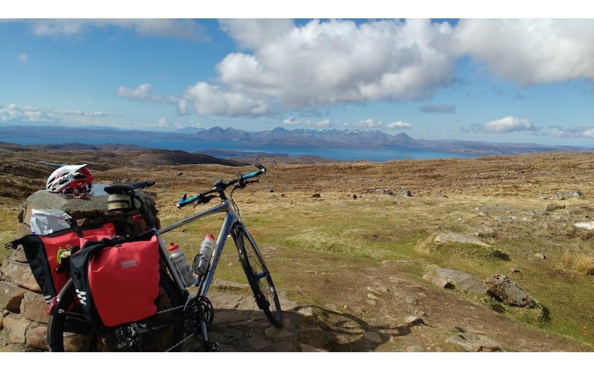 Cycling North Coast 500