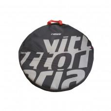 VITTORIA NYLON WHEELBAG 28X5 WITH VITTORIA DESIGN COLOURED (FOR 1 WHEEL)