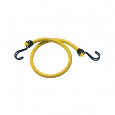 MASTER LOCK 2 PACK TWINWIRE 100CM BUNGEE CORDS YELLOW