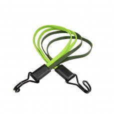 MASTER LOCK FLAT SMOOTH MULTI CORD BUNGEE 70CM - GREEN