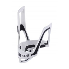 DualCage Bottle Cage (White & Black)