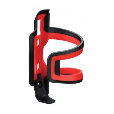 DualAttack Bottle Cage (Black, Red Composite)