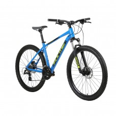 Forme Curbar 3 Mountain Bike Blue/Yellow