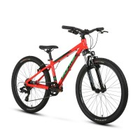 Forme Curbar 24 Mountain Bike Red