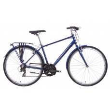 RALEIGH PIONEER 1 CROSSBAR FRAME BLUE