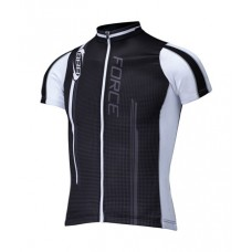 Force Jersey - Black & White