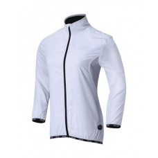 MistralShield Womens Wind Jacket - White
