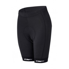 GirlTech Womens Shorts Black & White