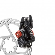 AVID BB7 - MTB - GRAPHITE - 180MM G2CS ROTOR (FRONT OR REAR-INCLUDES IS BRACKETS ROTOR BOLTS)