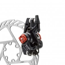 AVID BB7 - MTB - GRAPHITE - 160MM G2CS ROTOR (FRONT OR REAR-INCLUDES IS BRACKETS ROTOR BOLTS)