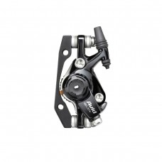Avid BB7 - MTB - S - Black Ano - 160mm HS1 Rotor (Front Or Rear-includes Is Brackets Stainless CPS & Rotor Bolts)
