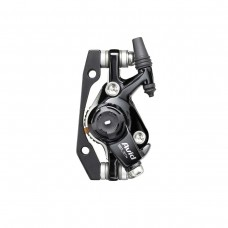 Avid BB7 - MTB - S - Black Ano - 200mm HS1 Rotor (Front Or Rear-includes Is Brackets Stainless CPS & Rotor Bolts)