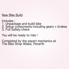 New Bike Build