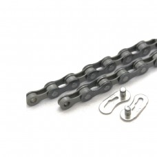 CLARKS 9 SPEED CHAIN 1/2X 11/128 X 116 LINKS COMPATIBLE W/ MOST DERAILLEUR SYSTEMS QR LINK INC.