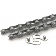 CLARKS 7-8 SPEED ANTI-RUST CHAIN 1/2X3/32X116 QUICK RELEASE LINKS