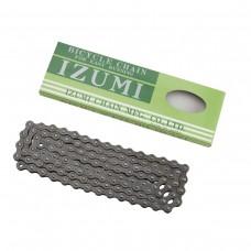 IZUMI 1/8 STANDARD TRACK/FIXED CHAIN BLACK