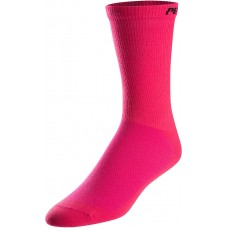 Pearl Izumi Unisex Attack Tall Sock (3 Pack) - Screaming Pink