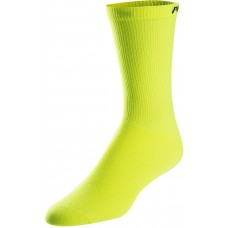 Pearl Izumi Unisex Attack Tall Sock (3 Pack) - Screaming Yellow