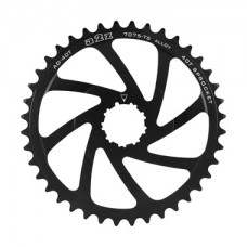 A2Z Wide Range Cassette Adapter Sprocket (40T, Black)