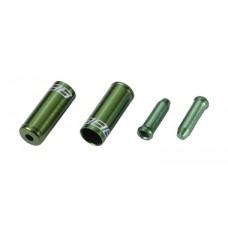 BBB CableCap Kit (Green)