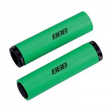 BBB StickyFix Grips (128mm, Green)