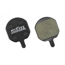 A2Z Hayes MX-2/3/QMD-6 Pads (Bulk Pack Organic x 20)