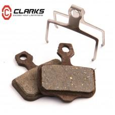 Clarks Avid Organic Disc Brake Pads Pair