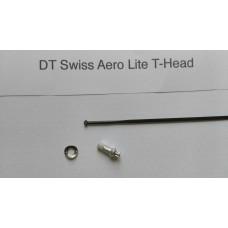 DT Swiss Aerolite Spokes T-Head