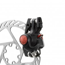 AVID BB5 - MTB - BLACK - 160MM G2CS ROTOR (FRONT OR REAR-INCLUDES IS BRACKETS ROTOR BOLTS)