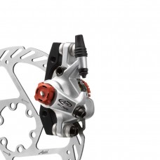 AVID BB7 - ROAD - PLATINUM 160MM G2CS ROTOR (FRONT OR REAR-INCLUDES IS BRACKETS ROTOR BOLTS)
