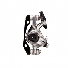 AVID BB7 - ROAD - SL FALCON GREY - 160MM HS1 ROTOR (FRONT OR REAR-INCLUDES IS BRACKETS TI CPS & ROTOR BOLTS)