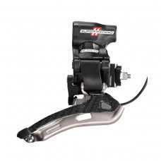 CAMPAGNOLO SUPER RECORD EPS FRONT DERAILLEUR BRAZE-ON 11 SPEED (A): 11 SPEED