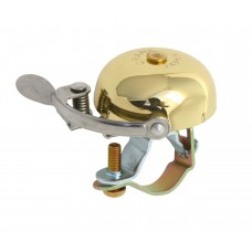 Crane Bell Suzu Mini Steel Clamp - Brass
