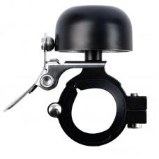 Oxford Mini Brass Bell Black