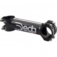 Deda Superleggero Polished on Blk 80mm