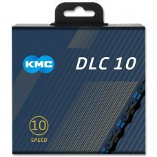KMC X10-SL DLC Black/Green 116L