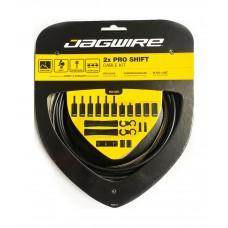 Jagwire 2x Pro Shift Cable Kit