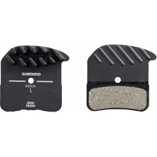 Shimano H03A disc brake pads and spring (Y1XM98020)