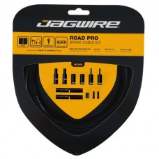 Jagwire Road Pro Brake Cable Kit - Stealth Black