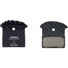 Shimano J03A disc brake pads and spring (Y8Z298010)
