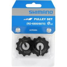 Shimano Ultegra RD-6800 / RD-6870 Jockey Wheels Pulley Set