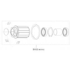 Fulcrum S9-013 Freehub Body (RF2107677)