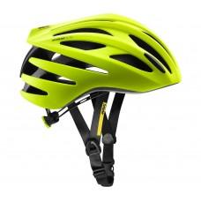 Mavic Aksium Elite Helmet Fluo Yello