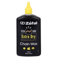 Zefal Extra Dry Chain Wax 120ml