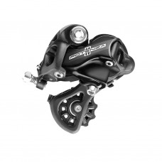 CAMPAGNOLO POTENZA BLACK (HO) REAR DERAILLEUR SHORT CAGE 11 SPEED