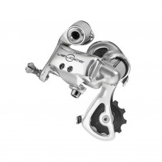CAMPAGNOLO VELOCE SILVER REAR DERAILLEUR MEDIUM CAGE 10 - SPEED