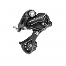 CAMPAGNOLO POTENZA BLACK (HO) REAR DERAILLEUR MEDIUM CAGE 11 SPEED