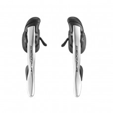 CAMPAGNOLO CENTAUR SILVER ERGOPOWER SHIFT/BRAKE LEVER SET 11 SPEED